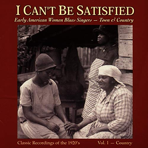 I Can T Be Satisfied de Yazoo Record Company