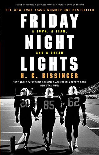 """Friday Night Lights: A Town, a Team, and a Dream"" de Yellow Jersey"