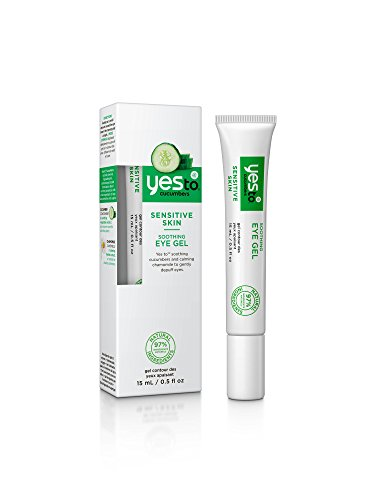 Yes to Cucumbers Gel Contour des Yeux Apaisant 15 ml de Yes To