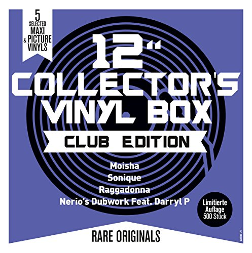 "12"""" Collector's Vinyl Box - Club Edition de Zyx Music (ZYX)"