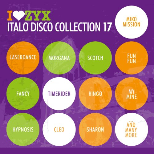 ZYX Italo Disco Collection 17 de Zyx