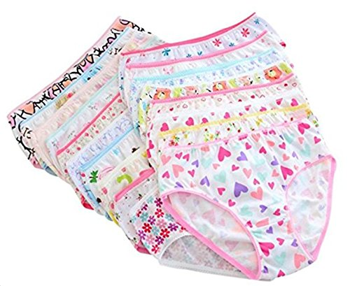 adiasen - Culotte - Fille multicolore Multicolore Medium -  multicolore -  4-5 ans de adiasen