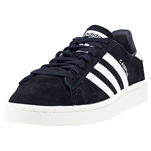 best website d496e 9ad17 adidas Campus Bz0084, Baskets Homme, Noir (Black, 44 23 EU