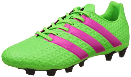 finest selection c1925 51bf1 adidas Ace 16.4 FxG, Chaussures de Football Compétition Homme, Vert (Solar  Green