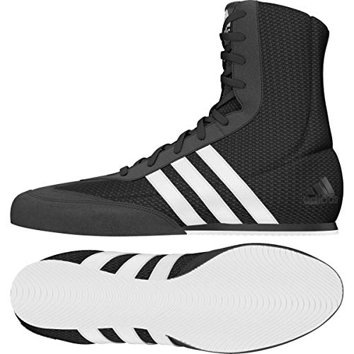 adidas Box Hog, sporting_goods mixte adulte - Noir- 46 EU (11 UK) de Adidas