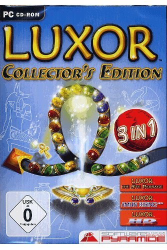 Luxor - collectorŽs edition [import allemand] de ak tronic