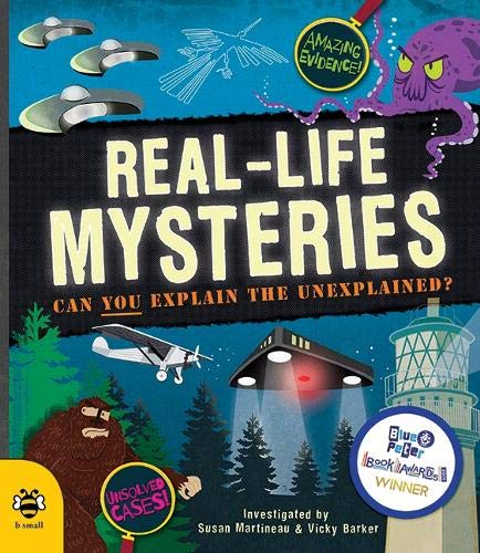 Real-Life Mysteries: Can You Explain the Unexplained? de b small publishing limited