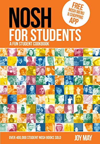 NOSH for Students: A Fun Student Cookbook - Photo with Every Recipe de inTRADE(GB) Ltd