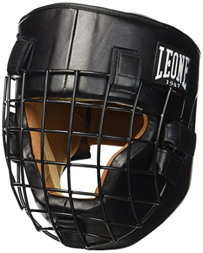 LEONE 1947 CS424 FIGHTER Casque Protection - noir - L de LEONE 1947