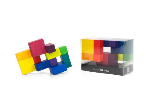 Playable Art - Cube, Puzzle en Bois (Beyond A0473) de Playable Art