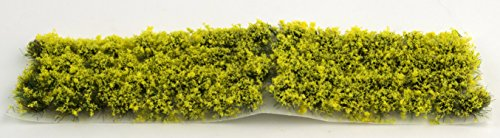 wws Touffes Autocollantes d'Herbe Statique « Jonquille » de 6 mm - World War Gaming de wws